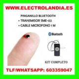g5BW  Pinganillo Transmisor Bluetooth - foto