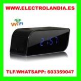 FxVl  Despertador Oculta HD Vision Noctu - foto