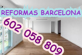 REFORMAS Y REPARACIONES  Barcelona - foto