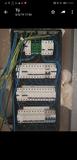 instalaciones eléctricas, redes de datos - foto