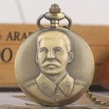 Reloj de bolsillo Lenin. URSS. - foto