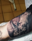 Tattoos (diferentes estilos) - foto