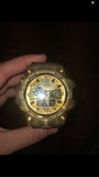 Reloj Casio Dorado - foto