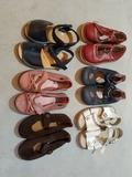 Zapatitos bebé vestir (6 pares) - foto