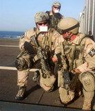 Casco G&P USMC Nuevo - foto