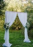 Decoraciones iglesias - bodas - foto
