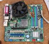 Placa de Madre MSI MS 7091 Pentium IV - foto