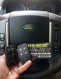 copia llave laND rover Freelander 2 - foto