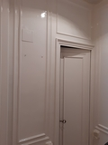 pintor de pisos grietas - humedades - foto