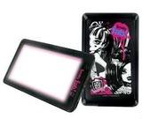 Tablet Monster High 7 pulgadas negra - foto