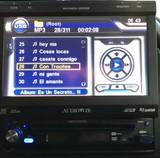 Radiocasete con pantalla táctil - foto