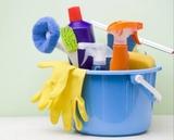 Chica para limpiezas de casas - foto