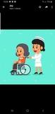 cuidado de mayores dependientes - foto