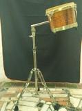 Soporte pie de percusión (Bongo stand) T - foto