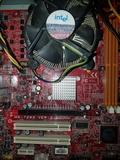 despiece ordenador core 2 duo lga775 - foto