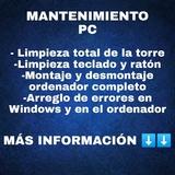 Mantenimiento pc!!! - foto