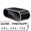 despertador camara online wifi xccc - foto