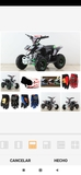 MINI QUAD  ALLPIT - RACER ELECTRICO 1000W - foto
