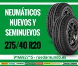 NEUMATICOS USADOS 245 - foto