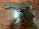 Pistola Herstal inutilizada - foto