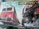 tren escala N - foto