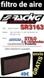 FIAT STILO1600 16Valvulas filtro RACING - foto