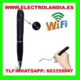 Sti2  Boligrafo Espia HD Camara Wifi - foto