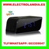 vdk  Despertador Espia HD Vision Nocturn - foto