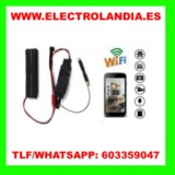 dVr  Modulo Micro Camara Espia HD Wifi - foto