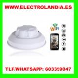 lEntK  Detector de Humo Camara Espia HD  - foto