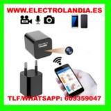 7Epz  Cargador USB Camara Espia HD Wifi - foto