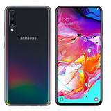 Samsung galaxy a70 negro nuevo - foto