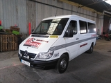MERCEDES SPRINTER 311 CDI 9 PLAZAS - foto