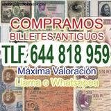 Compro Billetes de España y Fuera Valora - foto