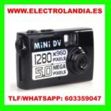 vqA0  Mini DV Camara Espia HD - foto
