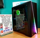 Gaming 16gb ram ssd 240gb+1t grÁfica 8gb - foto