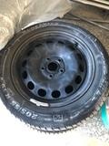 llantas acero grupo vag 16 con neumático - foto