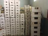 Cajas madera plÁstico y cartÓn - foto