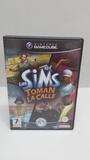 GameCube Los Sims Toman La Calle - foto