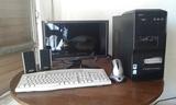 Torre ordenador sobremesa acerca aspire - foto