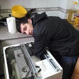 técnico de lavadora - foto