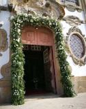 Arreglos florales iglesias / salones - foto