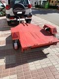 remolque 750kg moto y carga - foto