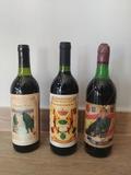 botella vino ( franco y guardia civil) - foto