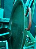 paellera gigante diámetro 1,20 cm aprox - foto