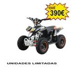 MINIQUAD ALLPIT 1000W - QUAD CROSS RACER ELECTRICO - foto