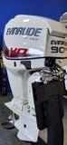 EVINRUDE E-TEC 90 HO - foto