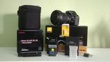 Nikon D5600 + sigma 17-50mm 2.8 - foto