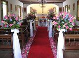 Decoraciones profesionales florales - foto