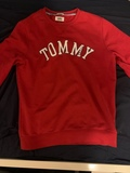 Sudadera Tommy Jeans Roja - foto